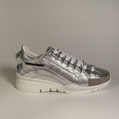 sneakers dsquared argent