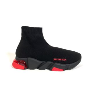 speed clear sole balenciaga